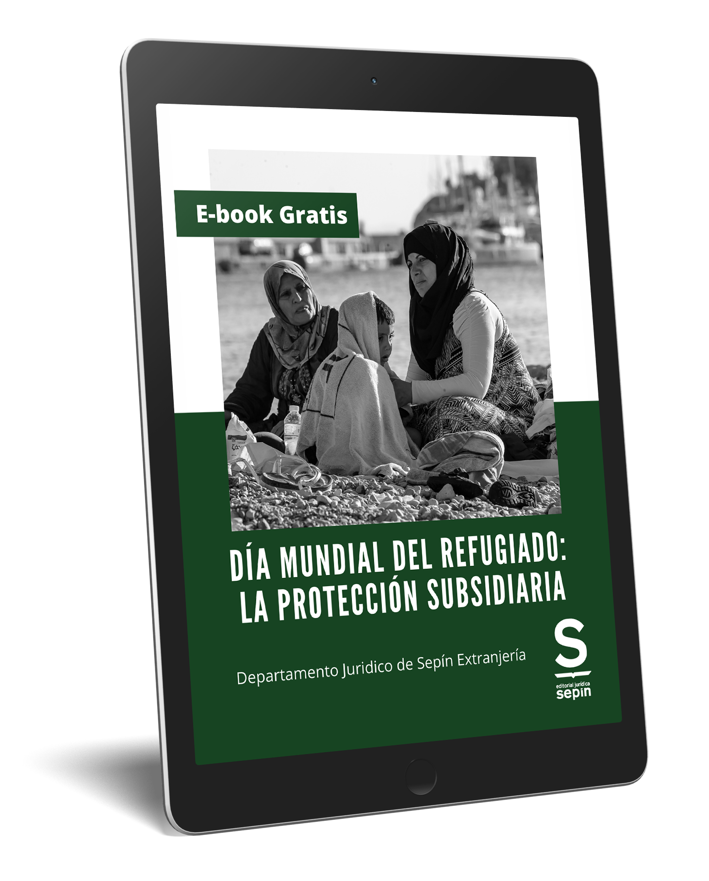 Ebook Dia Mundial del Refugiado